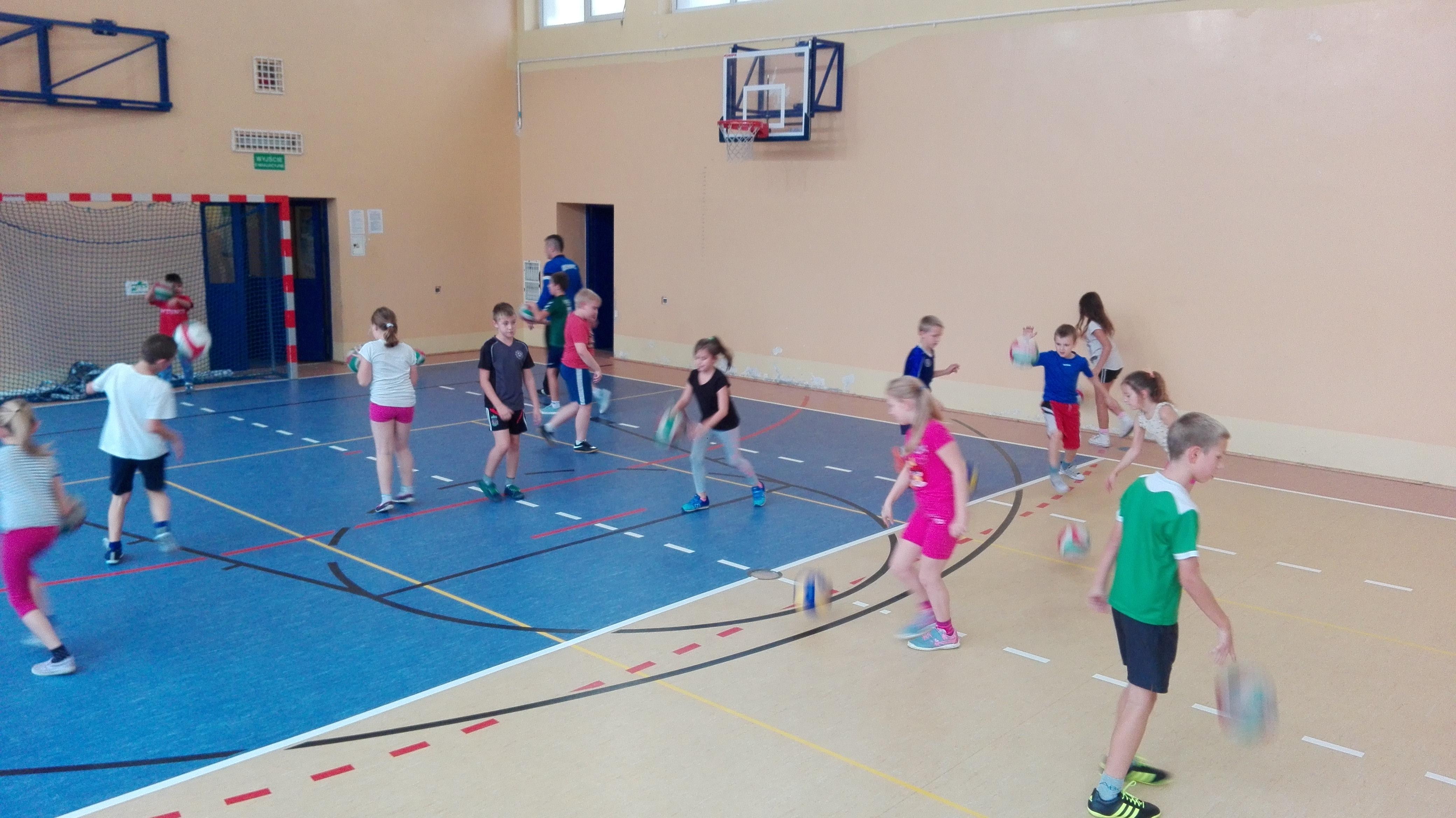 Lekcja z trenerem Olimpic Wrocław