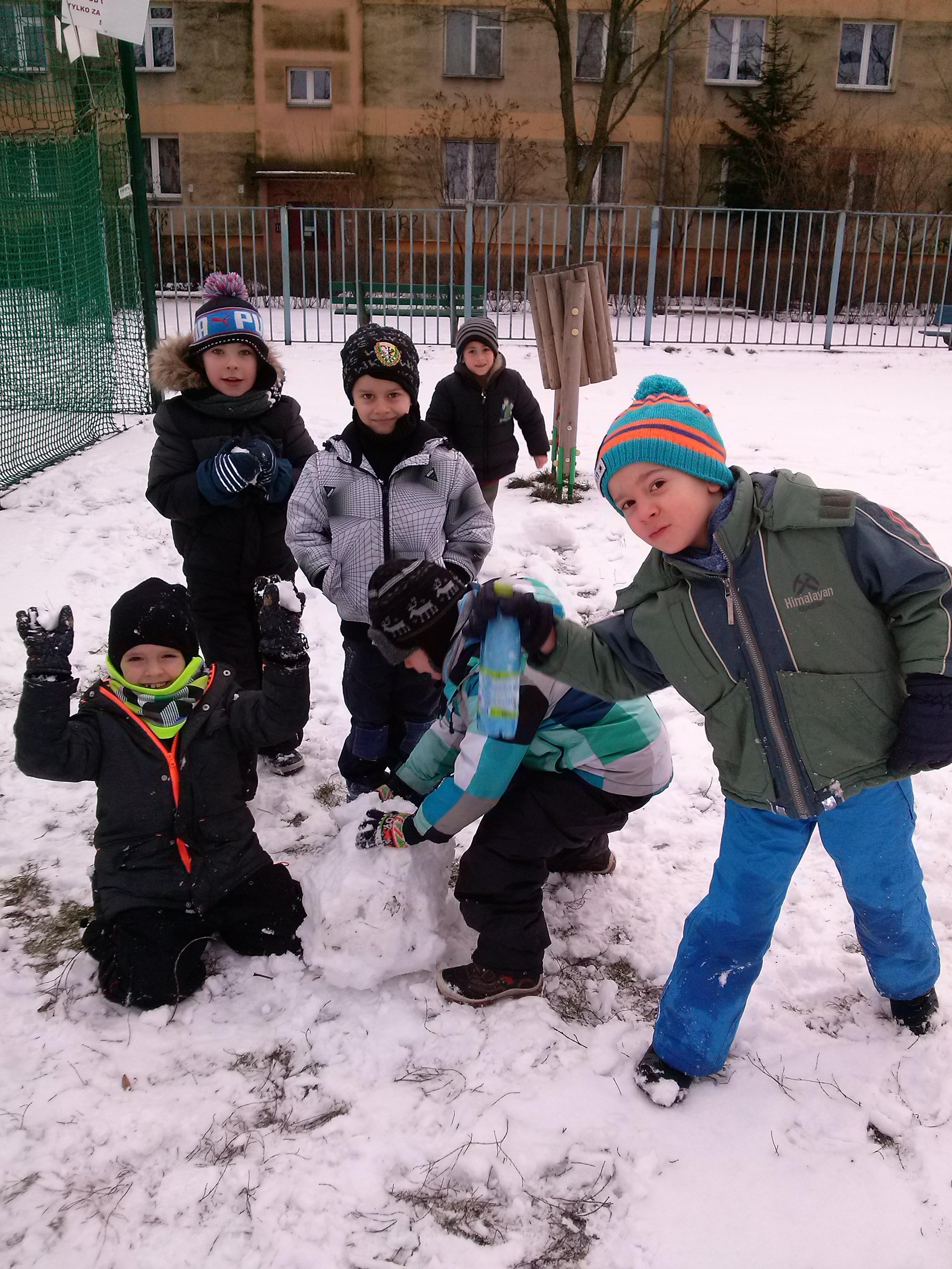 Akcja śnieg