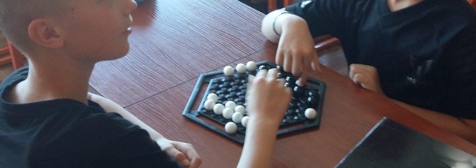 Dzień gier planszowych w 3 b