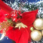 Kiermasz i kawiarenka świąteczna
