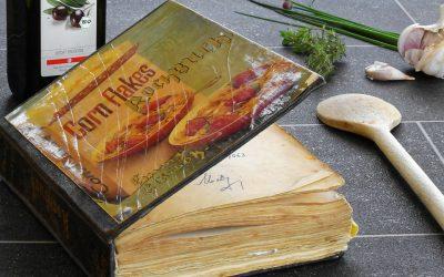 """Międzyszkolny konkurs literacki — """"Kartka z książki kucharskiej"""""""