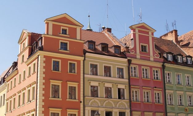 Wrocławskie kamienice i kamieniczki