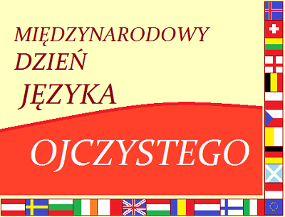 Znalezione obrazy dla zapytania międzynarodowy dzień języka ojczystego