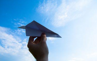 Konkurs: Loty papierowych samolotów dla klas IV – VI