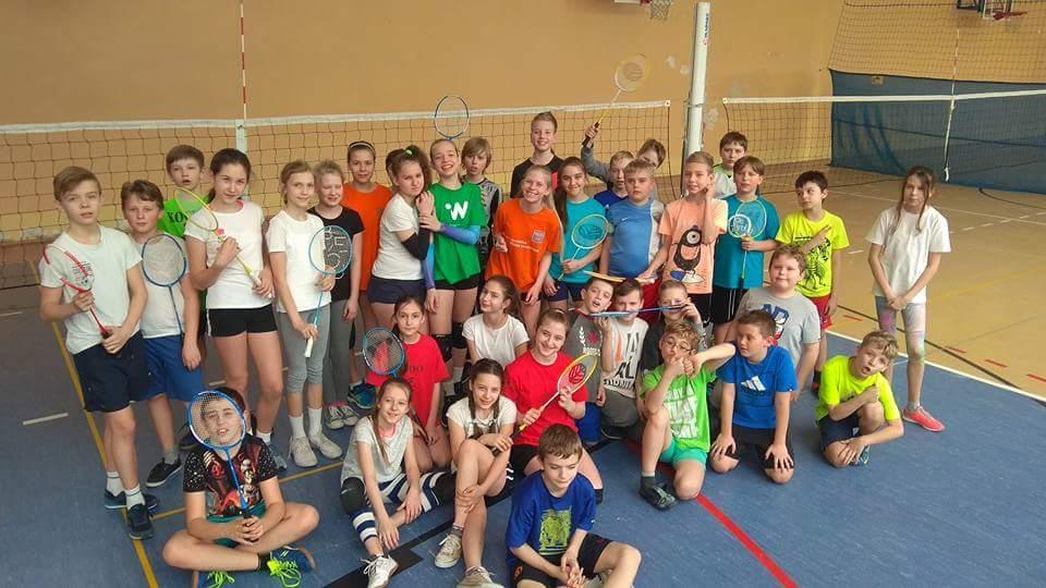 Mistrzostwa SP 97 w badmintonie