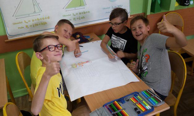 Warsztaty w klasach IV – VI
