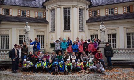 XV Międzyszkolny Rajd Turystyczny Oborniki Śląskie — Osola