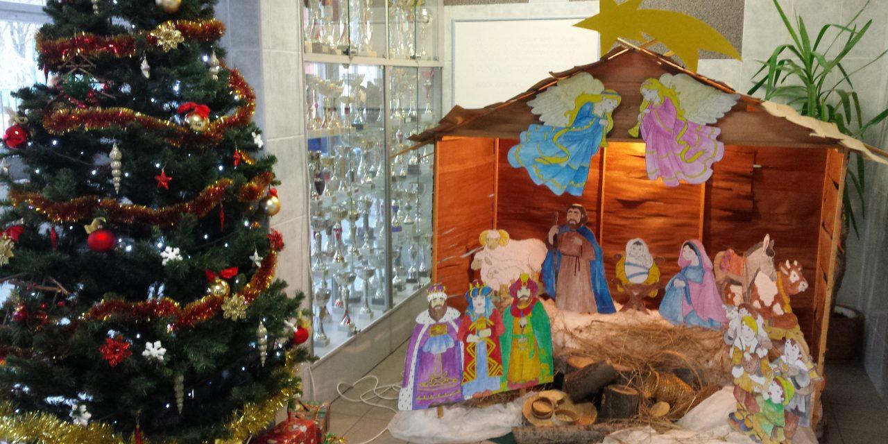 Choinka, Szopka, Święta, Nowy Rok…