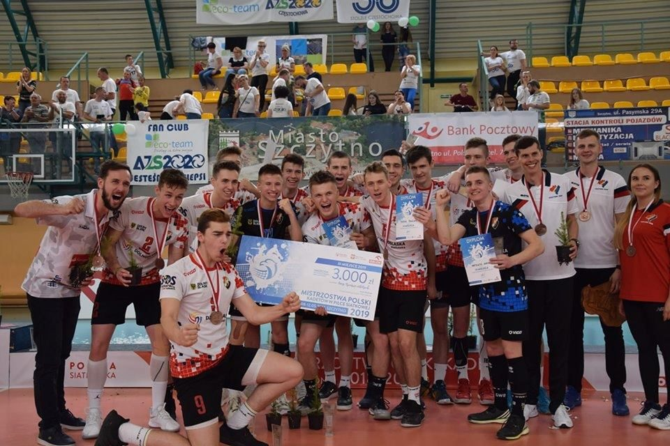 Brązowy medal Mistrzostw Polski Kadetów w Szczytnie!