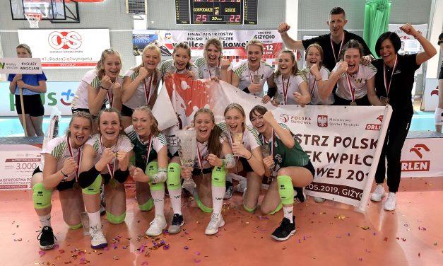 Mistrzostwo Polski młodziczek w Giżycku
