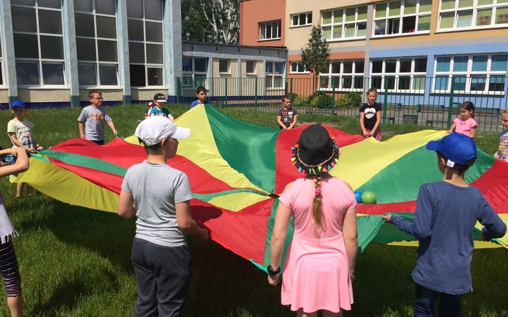Świetlicowy piknik rekreacyjno- sportowy
